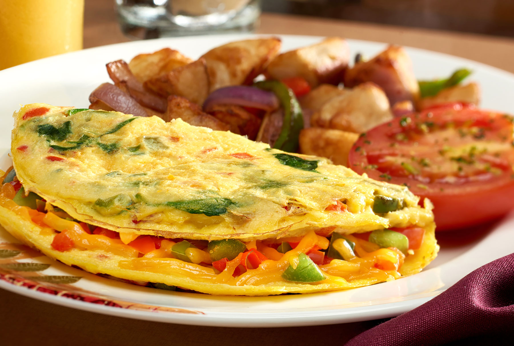 food_photography_rosen_hotels_orlando_cafe_matisse_omelet